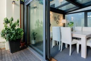Hintown American Dream, Ferienwohnungen  Mailand - big - 13