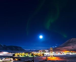 Funken Lodge, Hotel  Longyearbyen - big - 26