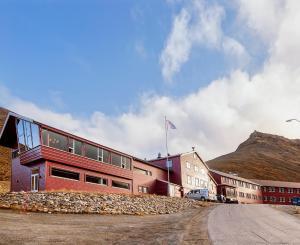 Funken Lodge, Hotel  Longyearbyen - big - 20