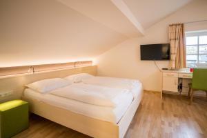 Das Grüne Hotel zur Post - 100 % BIO, Отели  Зальцбург - big - 4