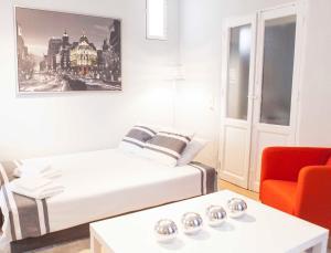 My City Home Barrio de Las Letras, Ferienwohnungen  Madrid - big - 10