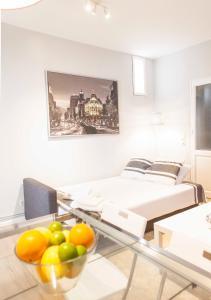 My City Home Barrio de Las Letras, Ferienwohnungen  Madrid - big - 4