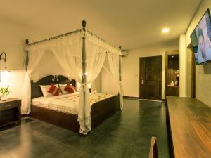 Yeak Loam Hotel, Отели  Banlung - big - 7