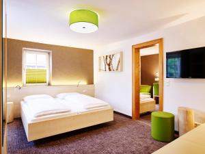 Das Grüne Hotel zur Post - 100 % BIO, Отели  Зальцбург - big - 3