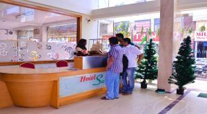 Hotel Susee Park, Hotels  Tiruchchirāppalli - big - 54