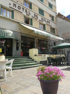 Sport'Hotel - Résidence de Milan, Hotels  Le Bourg-d'Oisans - big - 8
