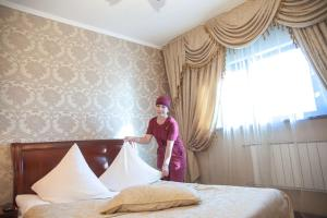 Kazakhstan Hotel, Hotels  Atyraū - big - 9