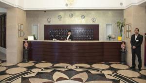 Kazakhstan Hotel, Hotels  Atyraū - big - 23