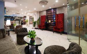Airport Hotel Ramhan Palace, Hotels  New Delhi - big - 68