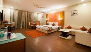 Airport Hotel Ramhan Palace, Hotels  New Delhi - big - 1