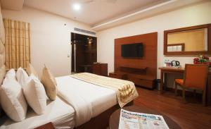Airport Hotel Ramhan Palace, Hotels  New Delhi - big - 39