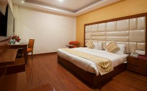 Airport Hotel Ramhan Palace, Hotels  New Delhi - big - 52