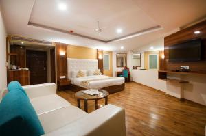 Airport Hotel Ramhan Palace, Hotels  New Delhi - big - 49