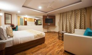 Airport Hotel Ramhan Palace, Hotels  New Delhi - big - 48
