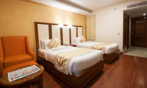 Airport Hotel Ramhan Palace, Hotels  New Delhi - big - 46