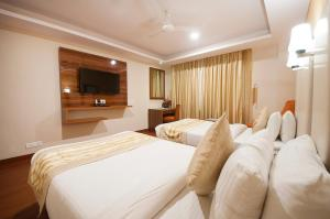 Airport Hotel Ramhan Palace, Hotels  New Delhi - big - 44