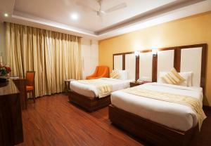 Airport Hotel Ramhan Palace, Hotels  New Delhi - big - 45