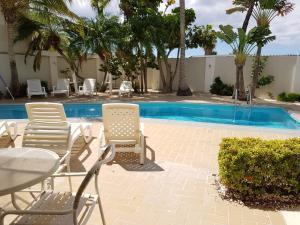 Bubali Villa & Apartments, Appartamenti  Palm-Eagle Beach - big - 19