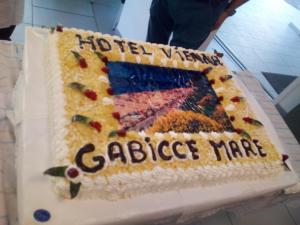 Hotel Vienna, Hotel  Gabicce Mare - big - 31