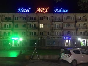 ART Palace, Szállodák  Tashkent - big - 22