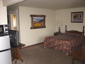 Rustlers Inn, Мотели  Prineville - big - 11