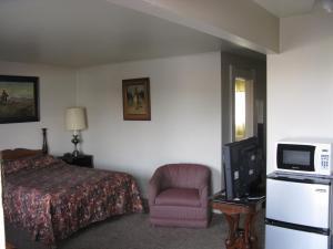 Rustlers Inn, Мотели  Prineville - big - 10