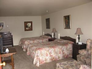 Rustlers Inn, Мотели  Prineville - big - 5