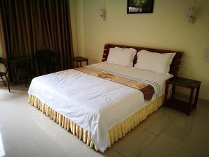 HOTEL450, Hostince  Vientiane - big - 23