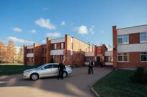 Amaris Hotel, Hotel  Velikiye Luki - big - 38