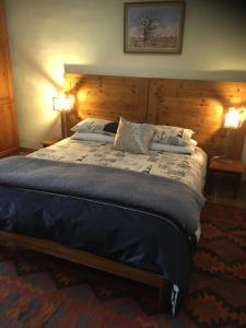 Sanctum Cottages, Agriturismi  Grabouw - big - 11