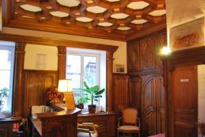 Kleiber, Hotel  Saint-Jean-Saverne - big - 27