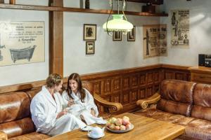Aparjods, Hotely  Sigulda - big - 48