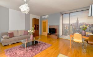 Central Passage Budapest Apartments, Appartamenti  Budapest - big - 35