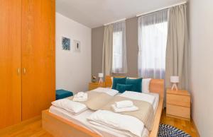 Central Passage Budapest Apartments, Appartamenti  Budapest - big - 17