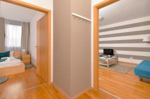 Central Passage Budapest Apartments, Appartamenti  Budapest - big - 24