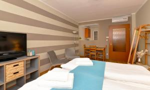 Central Passage Budapest Apartments, Apartmány  Budapešť - big - 21