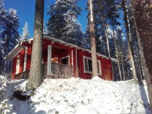 Ollilan Lomamajat, Holiday homes  Kuusamo - big - 14
