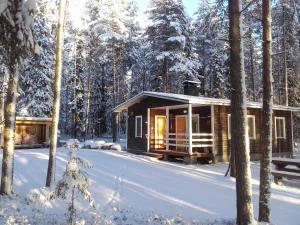 Ollilan Lomamajat, Holiday homes  Kuusamo - big - 132