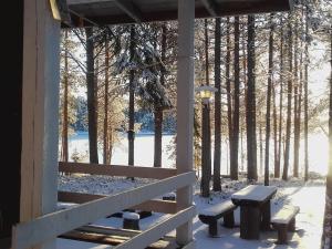 Ollilan Lomamajat, Holiday homes  Kuusamo - big - 129