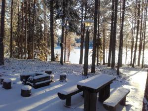 Ollilan Lomamajat, Nyaralók  Kuusamo - big - 128