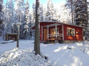 Ollilan Lomamajat, Holiday homes  Kuusamo - big - 126