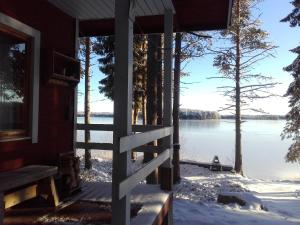 Ollilan Lomamajat, Holiday homes  Kuusamo - big - 124