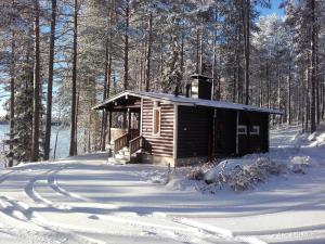 Ollilan Lomamajat, Nyaralók  Kuusamo - big - 123