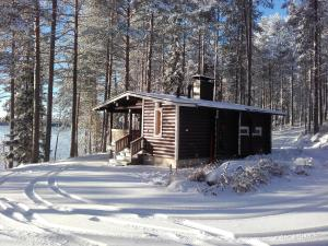 Ollilan Lomamajat, Holiday homes  Kuusamo - big - 123