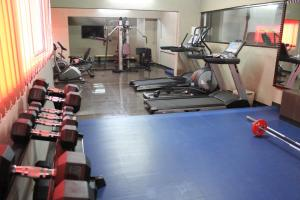 Orritel Convention Spa and Wedding Resort, Hotely  Pune - big - 32