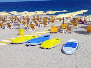 Hotel Villaggio Calaghena, Hotels  Montepaone - big - 45