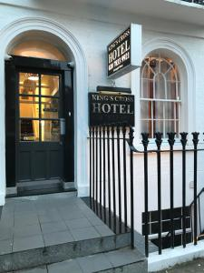 Kings Cross Hotel, Hotels  London - big - 1