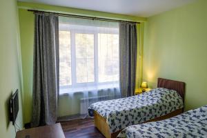 Гостиница Елань, Отели  Хохлово - big - 6