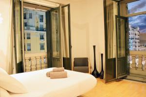 Madrid Suites Gran Via, Apartments  Madrid - big - 11