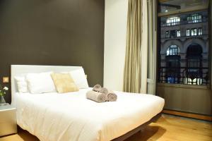 Madrid Suites Gran Via, Apartments  Madrid - big - 17